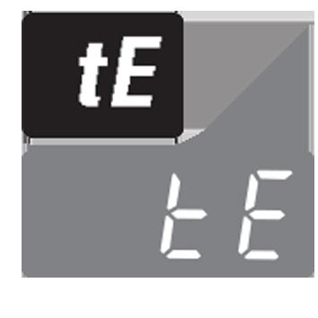 معنی خطای tE در لباسشویی F4J6 الجی و روش رفع آن