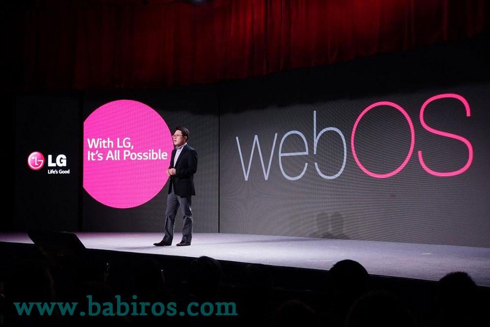 سیستم عامل کاربرپسند webOS در 65SM9500